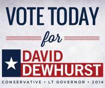Vote for Dewhurst