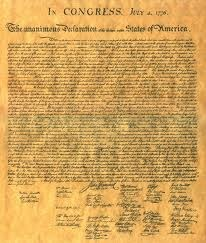 Declaration photo
